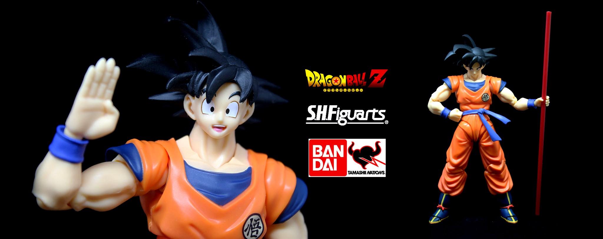 Recensione: Goku a Saiyan Raised on Earth S.H. Figuarts di Tamashii Nations