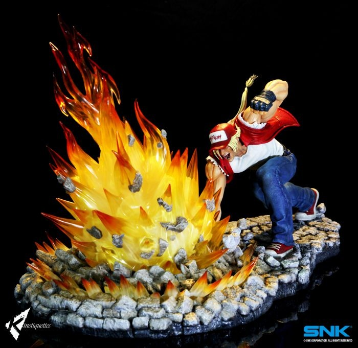 The King of Fighters: Terry Bogard 1/4 di Kinetiquettes