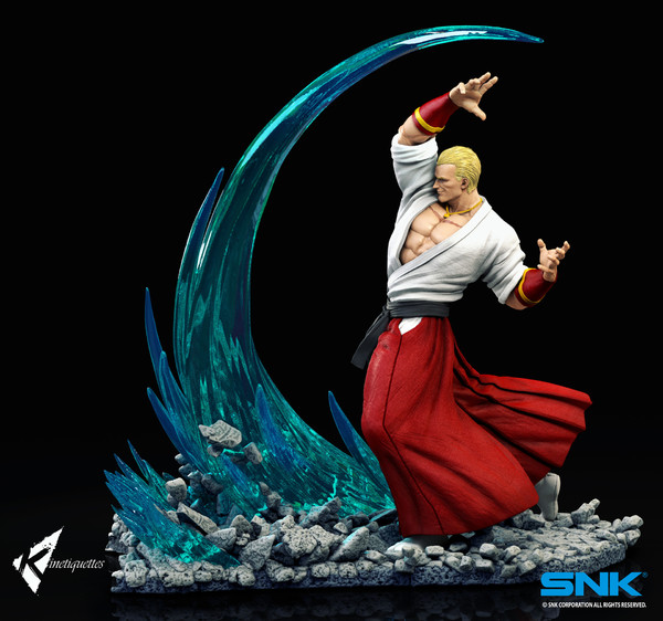 Kinetiquettes: Howard Geese da King of Fighters '98