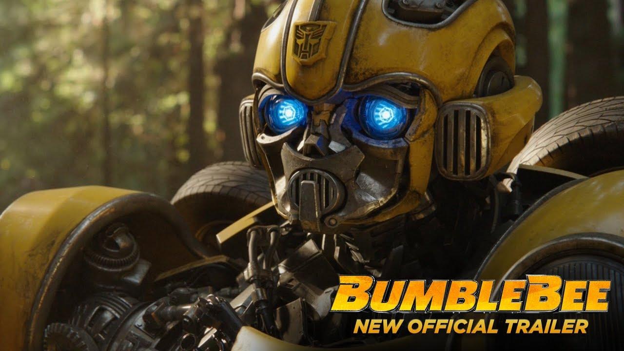 Bumblebee, finalmente on line il trailer #2