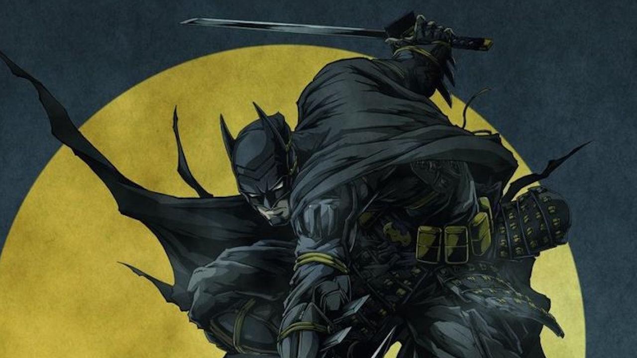 Batman Ninja, il lungometraggio in arrivo su Netflix