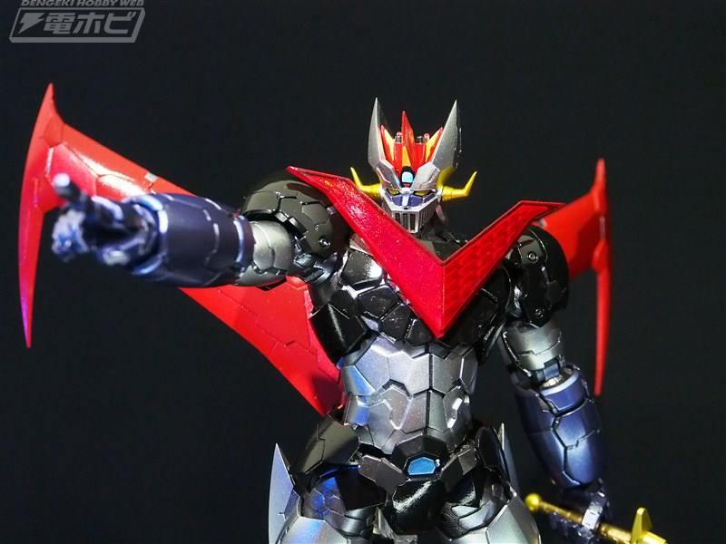 Great Mazinger Metal Build da Tamashii Nations (Prime foto)
