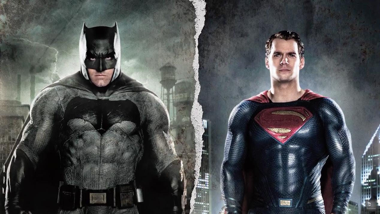 Henry Cavill e Ben Affleck dicono addio a Superman e Batman
