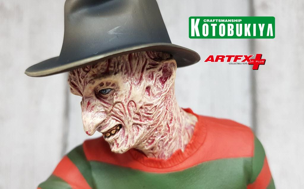 Freddy Krueger ARTFX+ Nightmare on Elm Street – Recensione
