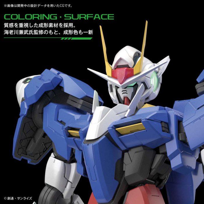 Bandai annuncia il Perfect Grade Gundam Seven Sword/G