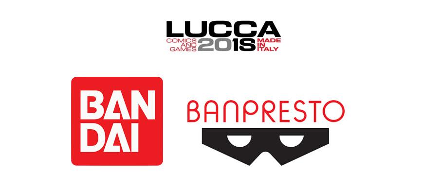 Lucca Comics 2018: Bandai e Banpresto tornano a Lucca