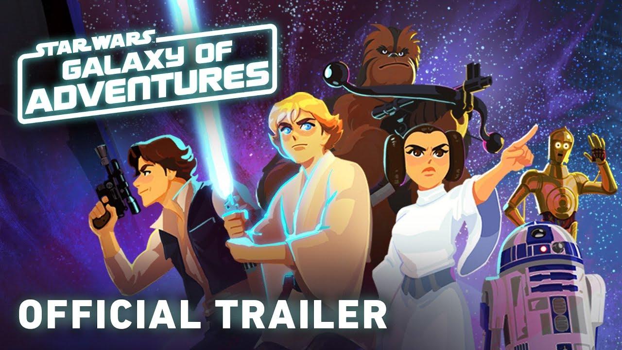 Star Wars Galaxy of Adventures, la nuova miniserie basata sulla trilogia originale!