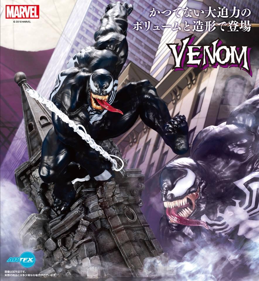 Venom 1/6 Scale ARTFX da Kotobukiya