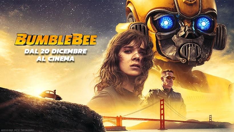 Recensione: Bumblebee ( senza spoiler )
