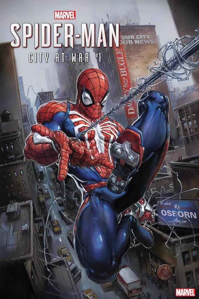 Spider-Man PS4, in arrivo l'adattamento a fumetti