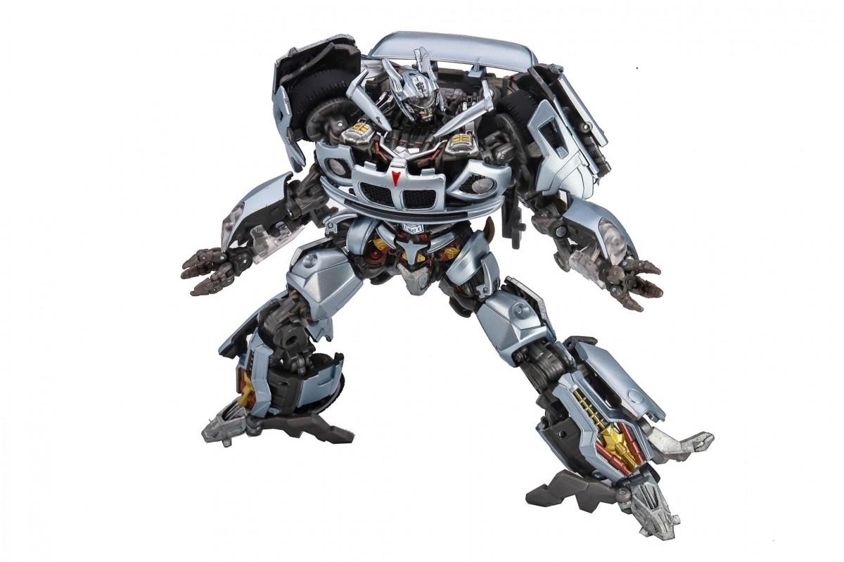 Takara Masterpiece MPM-9 Jazz ( Transformers movie 2007 )