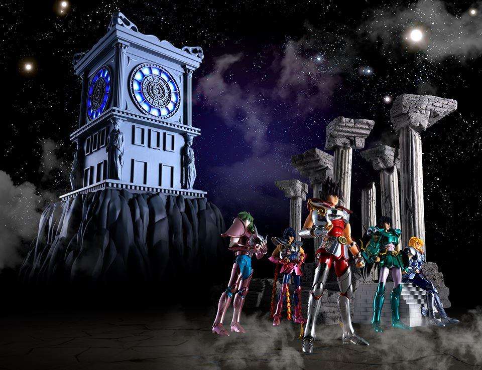 Bandai presenta la Meridiana dello Zodiaco tratta da Saint Seiya