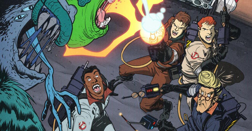 Ghostbusters: per il 35 anniversario in arrivo una serie a fumetti