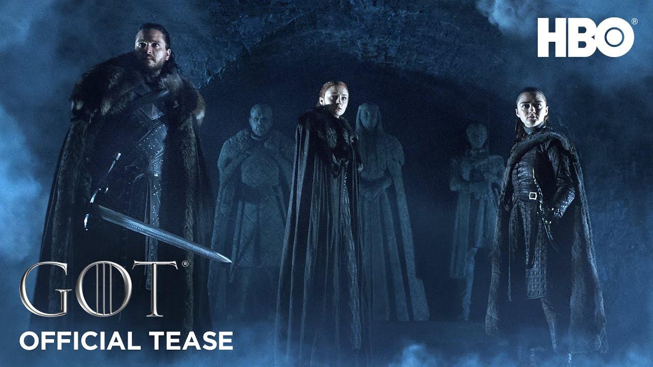 Game of Thrones, il 14 aprile inizierà l'ottava e ultima stagione
