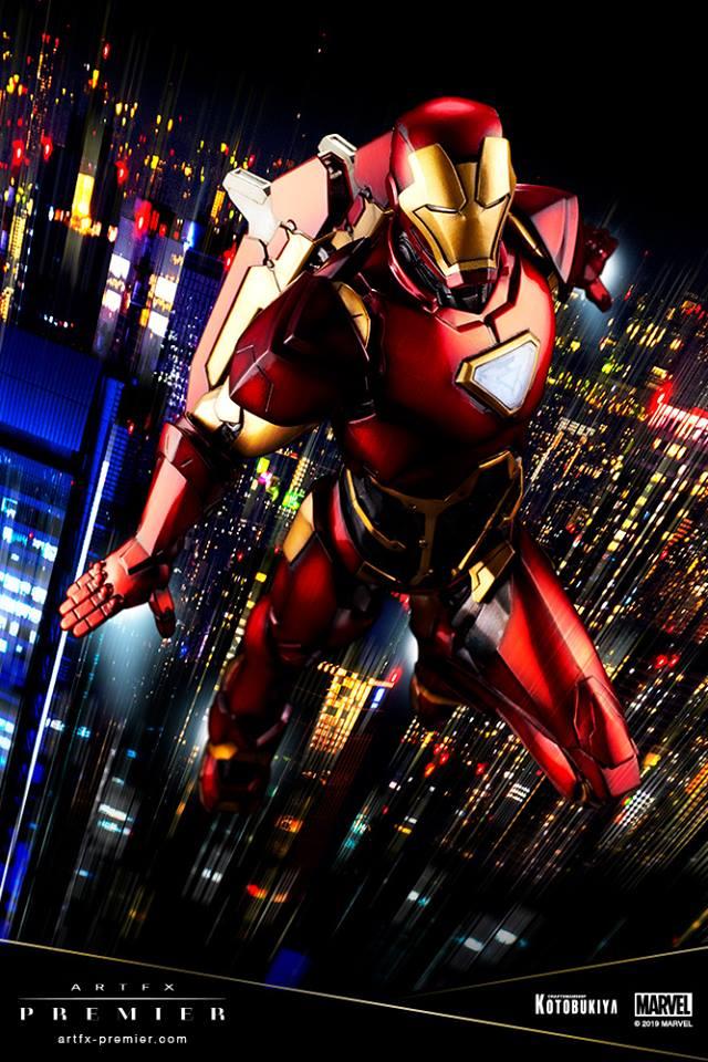 Kotobukiya, Iron-Man ARTFX Premier