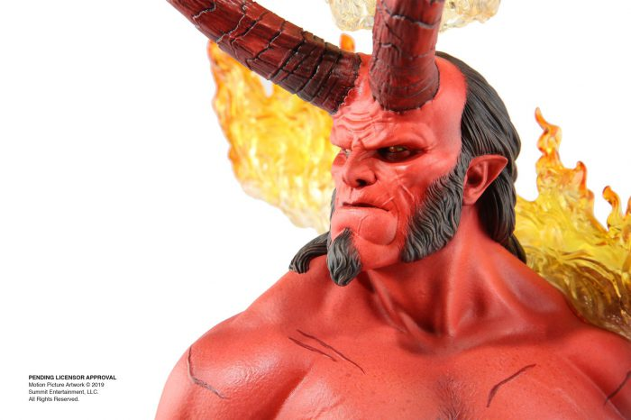 Chronicle Collectibles: Anung Un Rama Statue (Hellboy 2019)