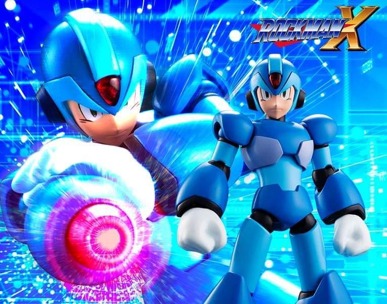 Mega Man X di Kotobukiya