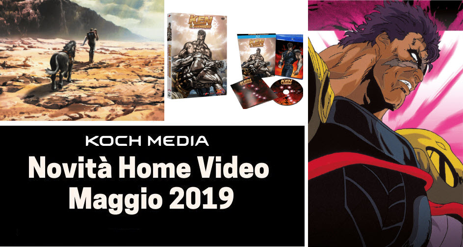 Anime Factory: Le novità Home Video di maggio 2019