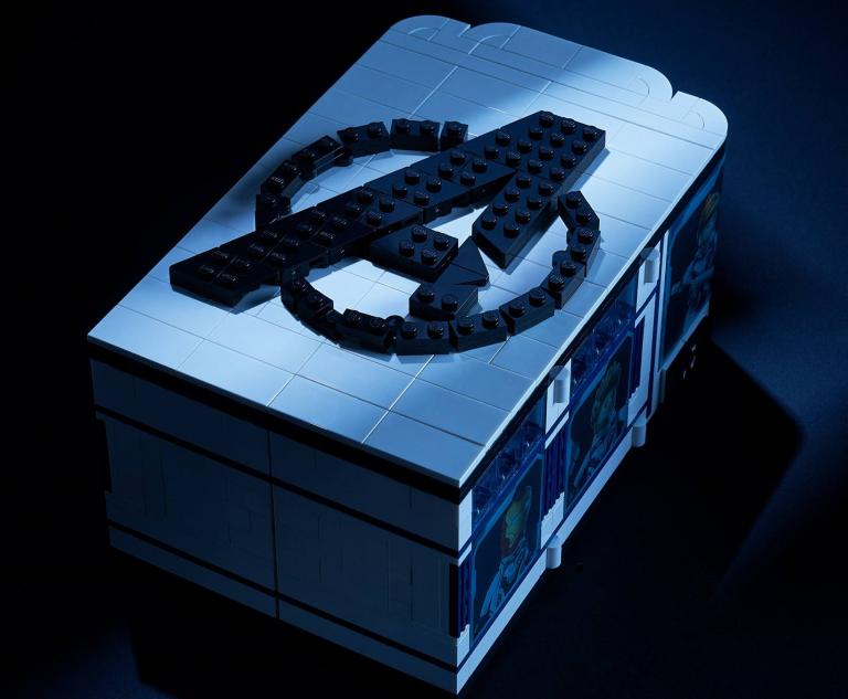 Lego Avengers, un set misterioso