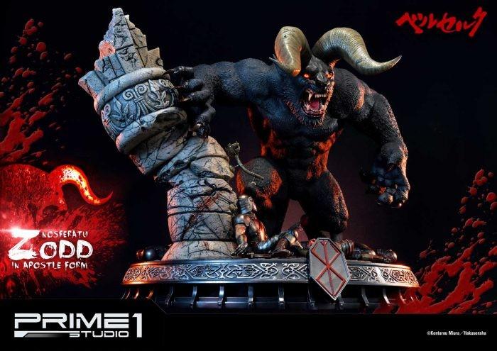 Prime 1 Studio presenta la statua di Nosferatu Zodd Apostle Form da Berserk