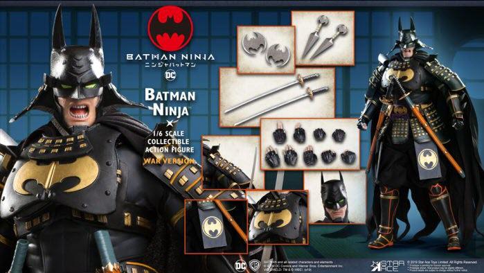 Batman Ninja da Star Ace