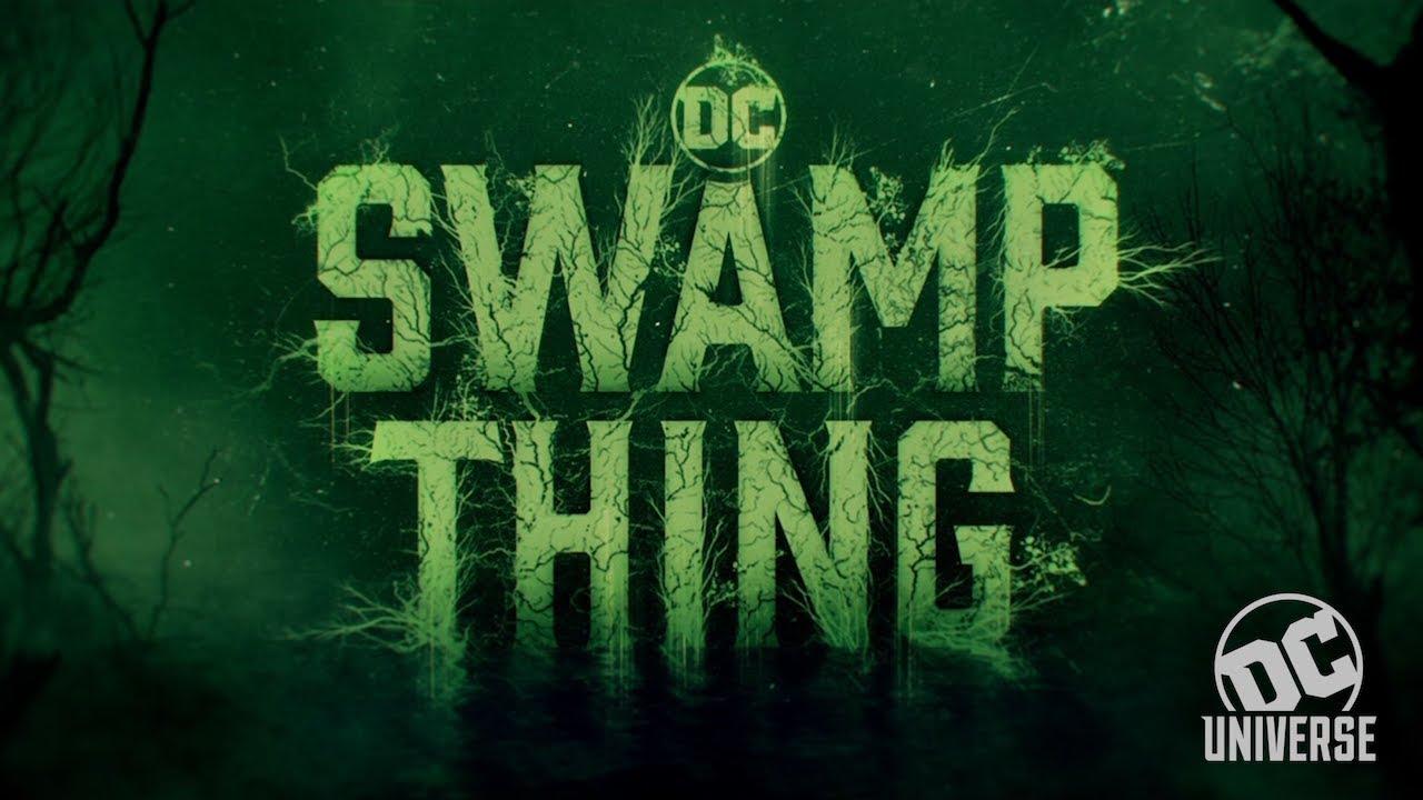 Swamp Thing: la creatura si mostra nel primo teaser ufficiale!