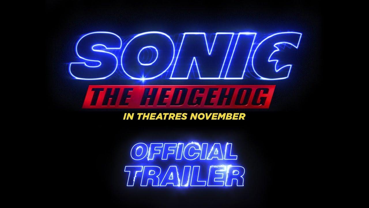 Sonic the Hedgehog: il primo trailer sfreccia online