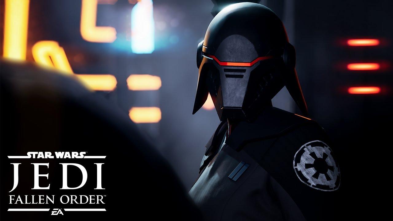 Star Wars Jedi: The Fallen Order – #1 Trailer