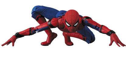 Medicom Mafex: Spider-Man ( Homecoming 1.5 )