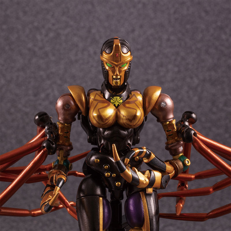 Takara Masterpiece MP 46 Blackarachnia ( Beast Wars )