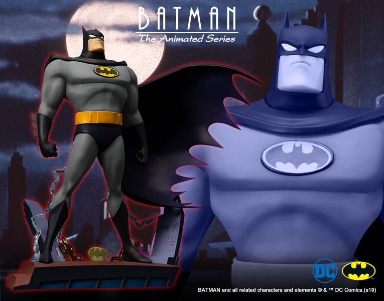 "Kotobukiya presenta Batman dalla serie animata ""Batman The Animated Series"""
