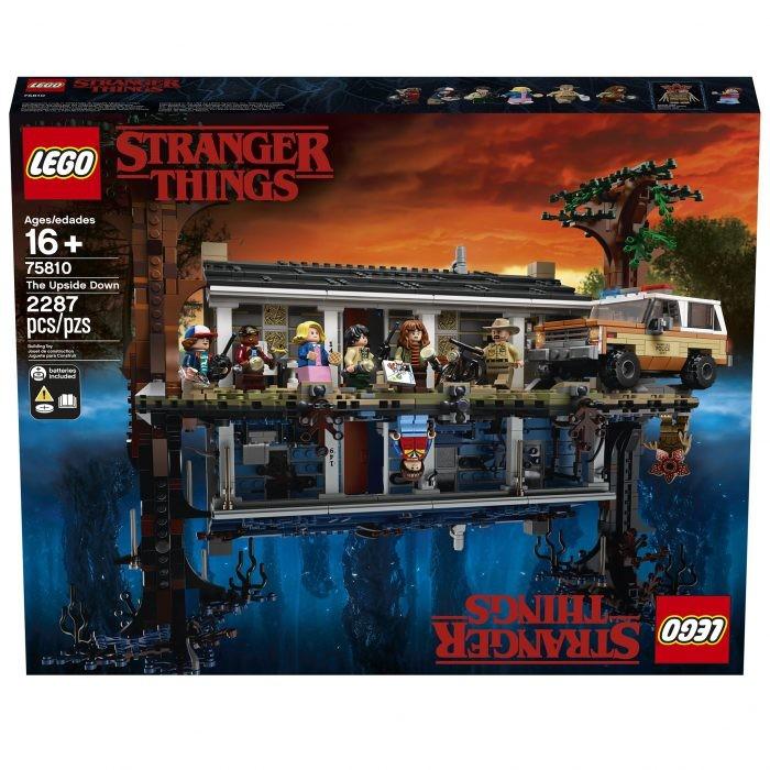 "Lego: 75810 ""Stranger Things"" – Annuncio ufficiale"