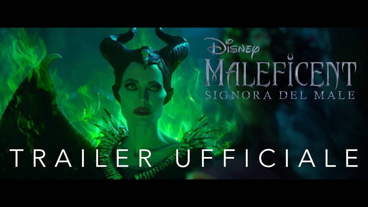 Maleficent Mistress of Evil, il primo trailer ufficiale da Disney.