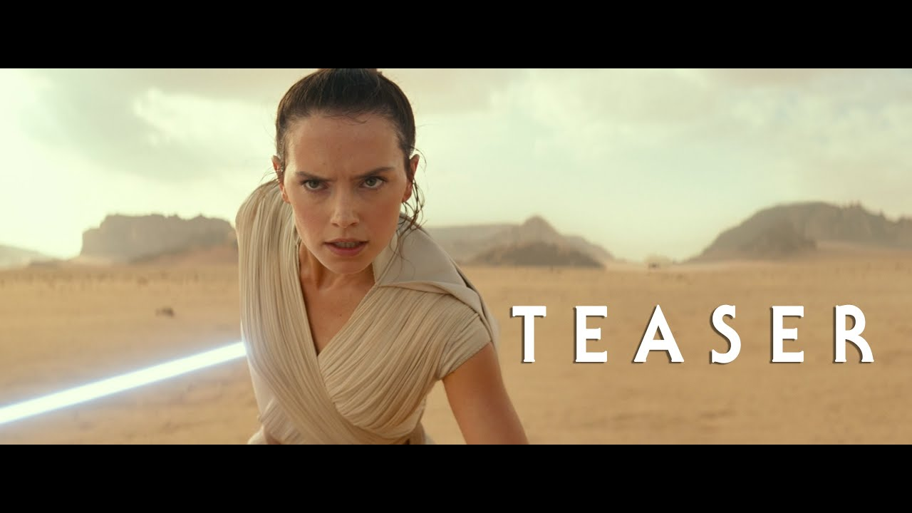 Star Wars Episodio IX, ecco il  #1 Trailer in italiano