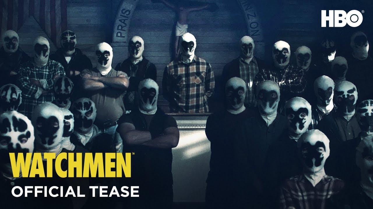 Watcmen: il primo teaser della serie che uscirà in autunno!