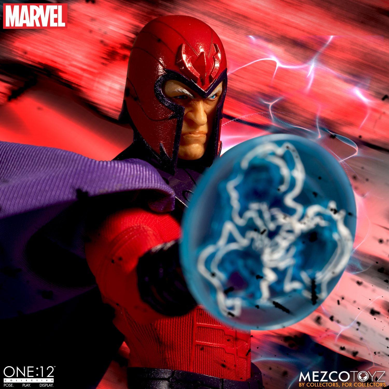 Magneto One:12 Collective di Mezco Toyz