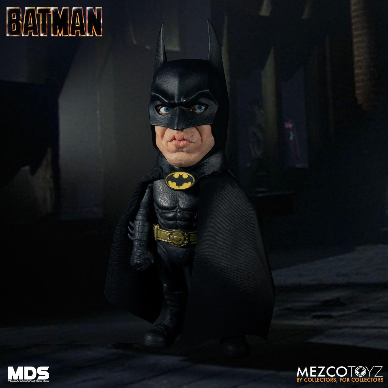Batman 89: Mezco Toyz presenta la nuova MDS