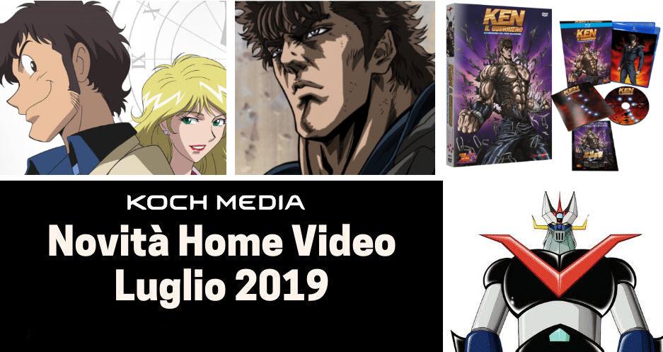 Anime Factory: Le novità Home Video di luglio 2019