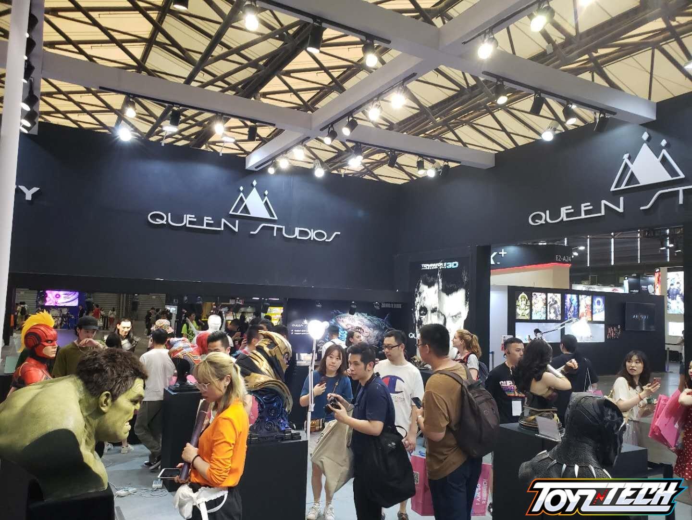 Queen Studios – Wonder Festival 2019 Shangai