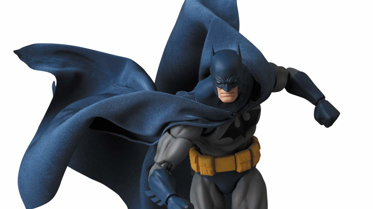 Batman Hush di Medicom Toy – Mafex