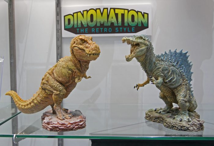 Gecco: Dinomation, The Retro Style