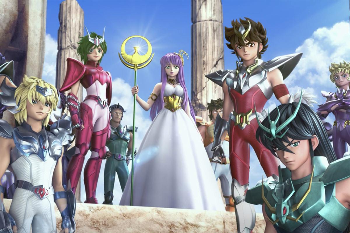 Knight of the Zodiac: già pronta la Seconda Stagione