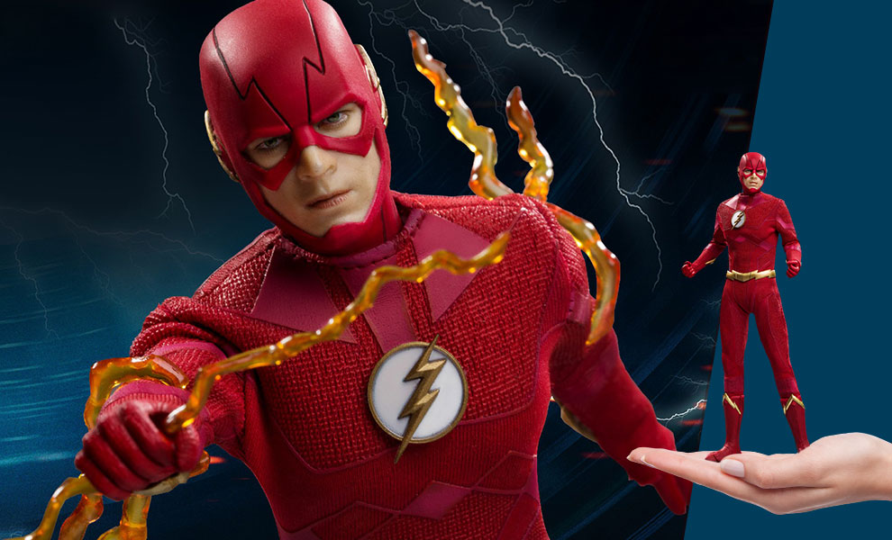 The Flash 1/8 by Star Ace Toys