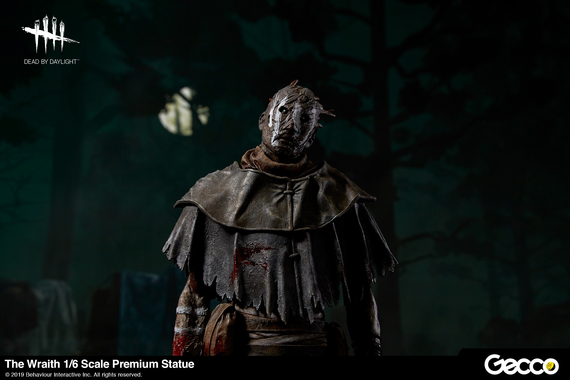 Dead by Daylight, The Wraith 1/6 Scale Statue