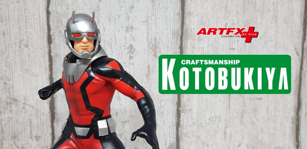 Recensione: Ant-Man & The Wasp Artfx+