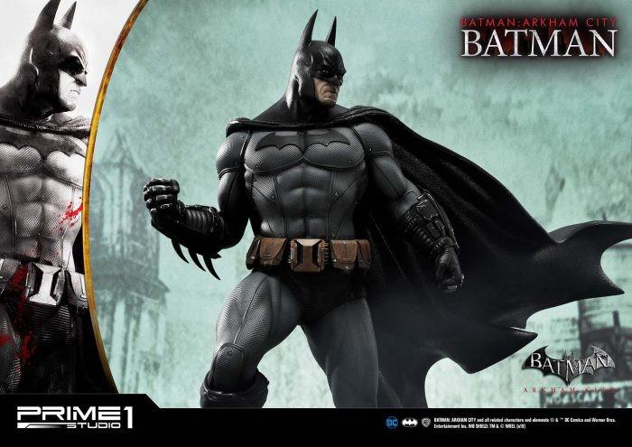 Prime 1 Studio: Batman Arkham City 1/5 Statue