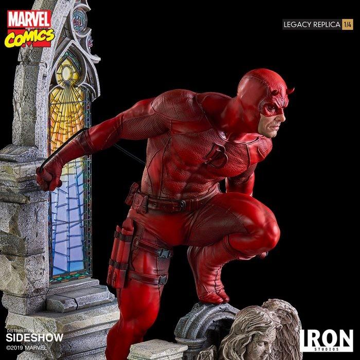 Iron Studios: Daredevil 1/4 Legacy Statue