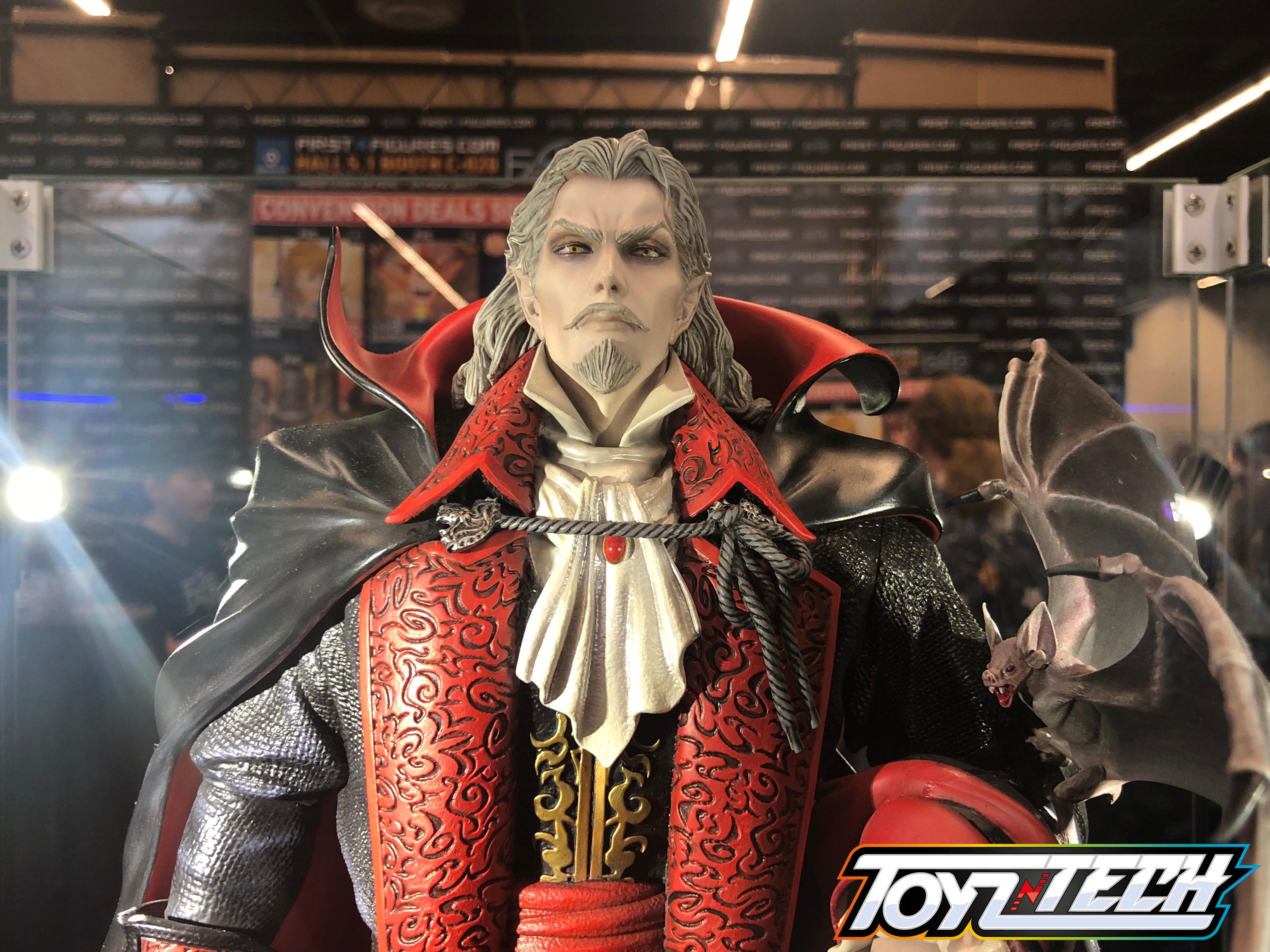 Gamescom 2019: La statua di Dracula della F4F