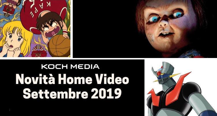 Anime Factory: Le novità Home Video di settembre 2019