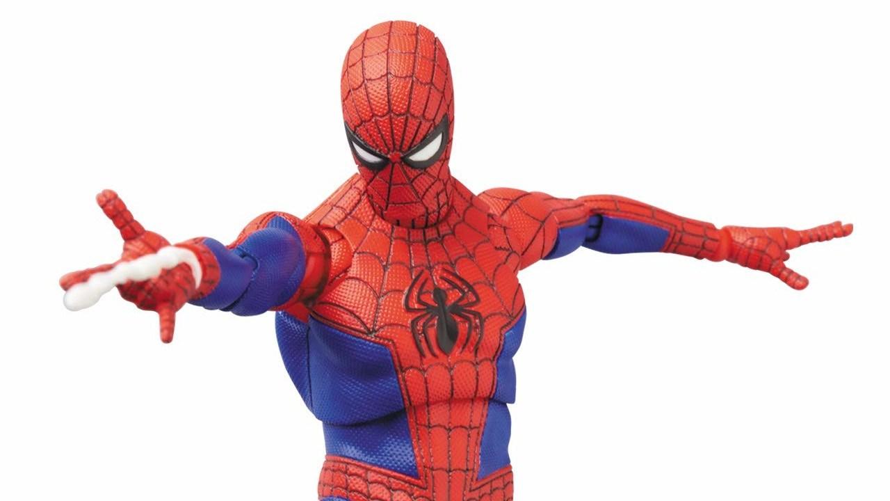 Spider-Man Peter B. Parker da Spider-Man: Un Nuovo Universo